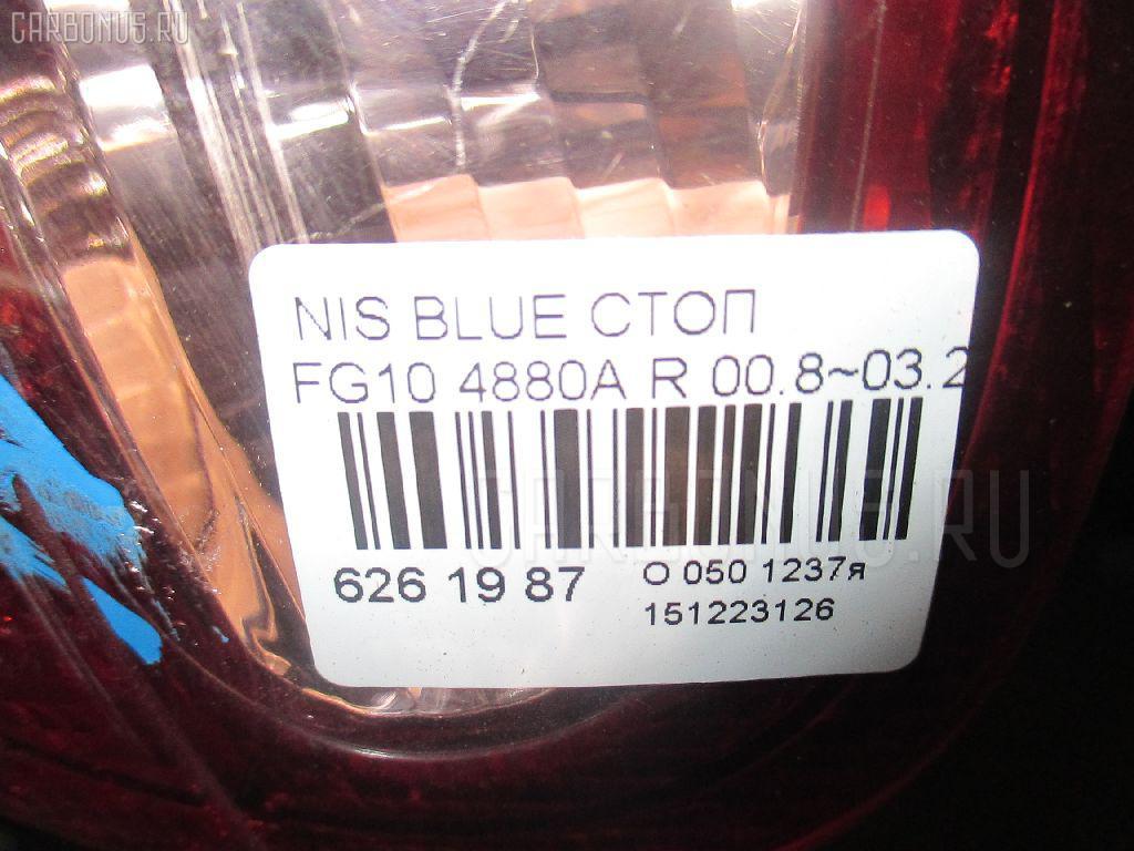 Стоп NISSAN BLUEBIRD SYLPHY FG10 Фото 3
