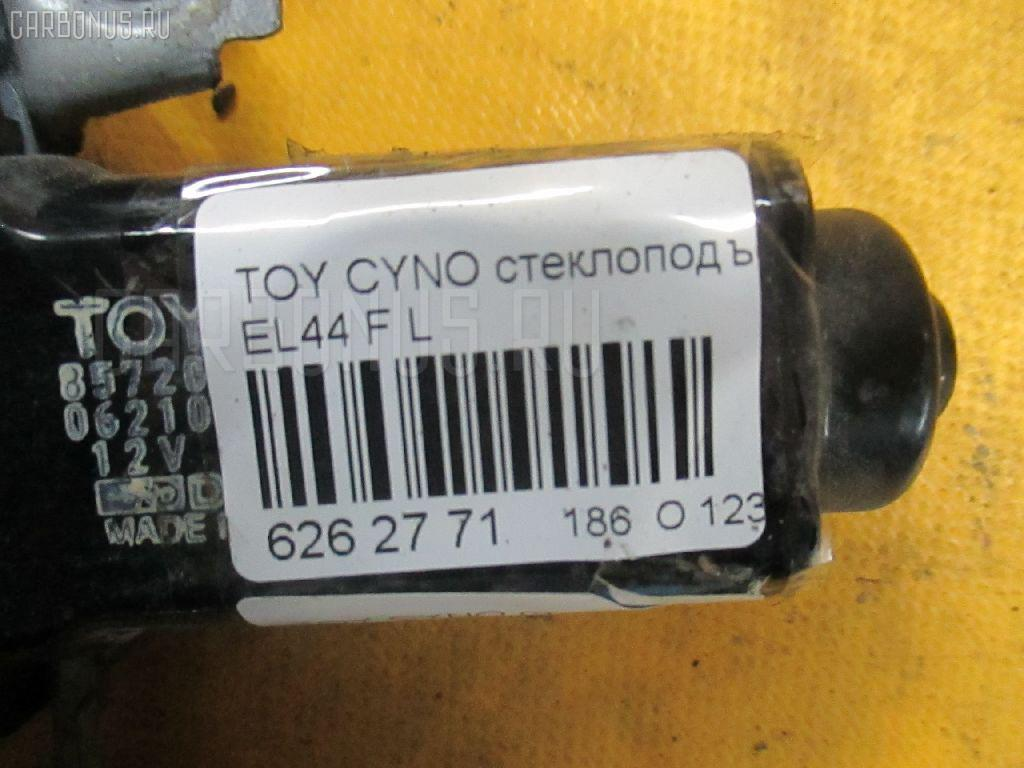 Стеклоподъемный механизм TOYOTA CYNOS EL44 Фото 2