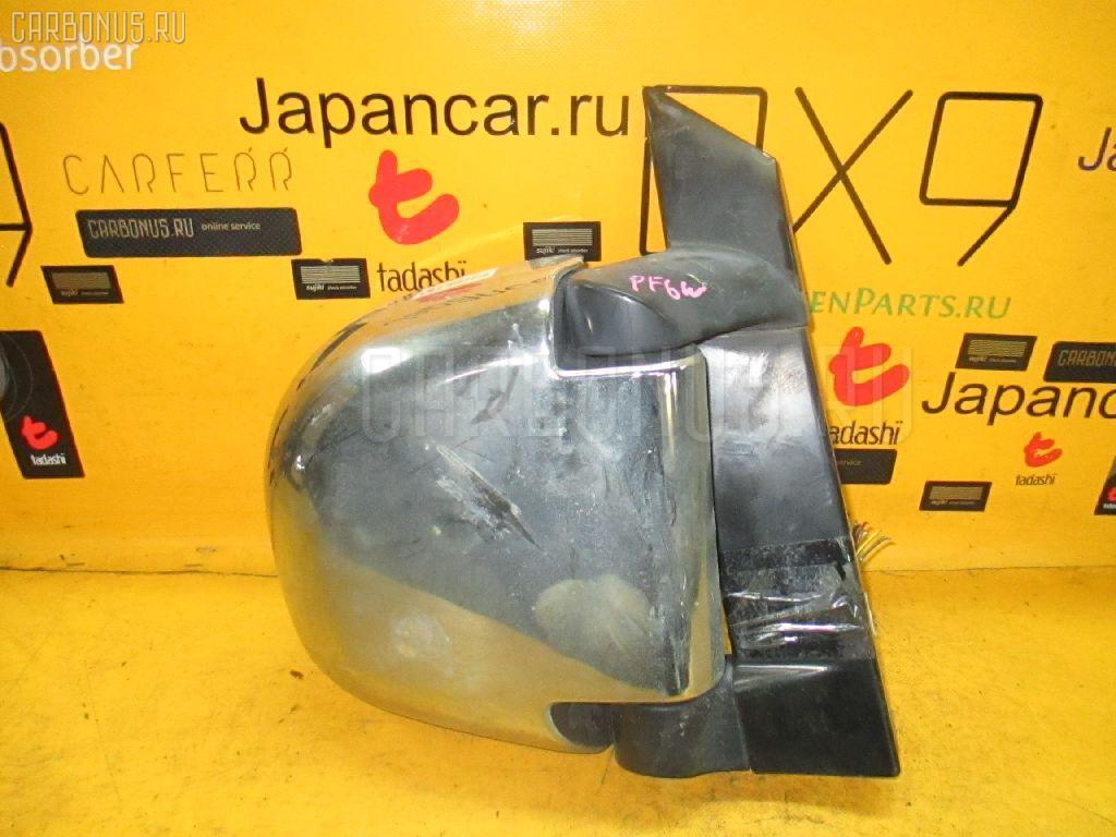 Зеркало двери боковой Mitsubishi Delica space gear PF6W Фото 1