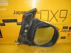 Зеркало двери боковой Mitsubishi Delica space gear PF6W Фото 2