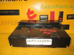 Блок управления климатконтроля TOYOTA MARK II GX100 1G-FE Фото 3