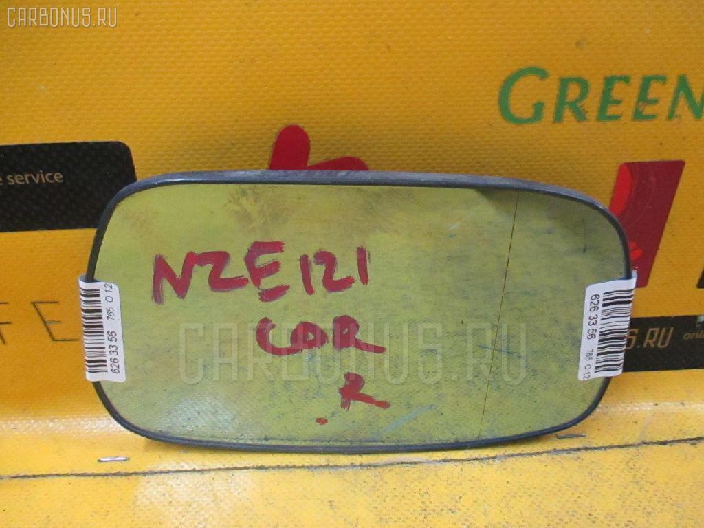 Зеркало-полотно TOYOTA COROLLA NZE121. Фото 4