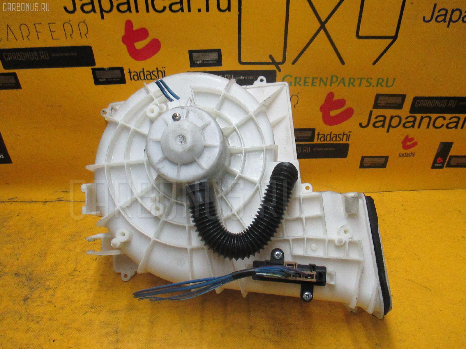 Мотор печки NISSAN BLUEBIRD SYLPHY QG10 Фото 1