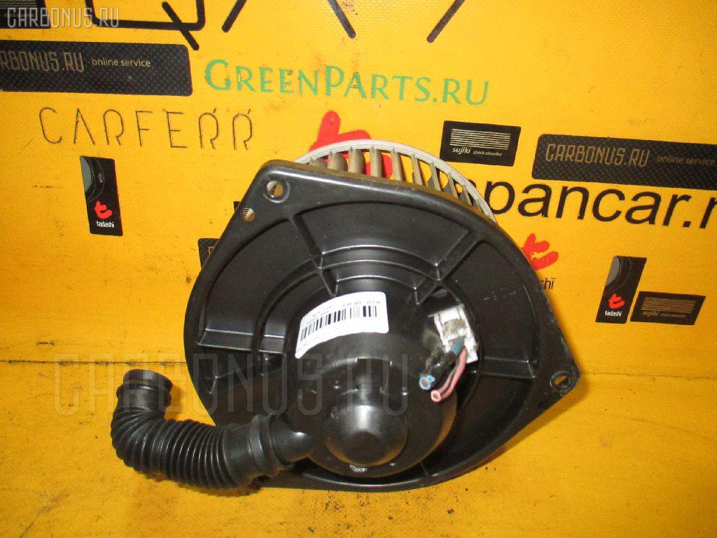 Мотор печки NISSAN BLUEBIRD U14. Фото 1