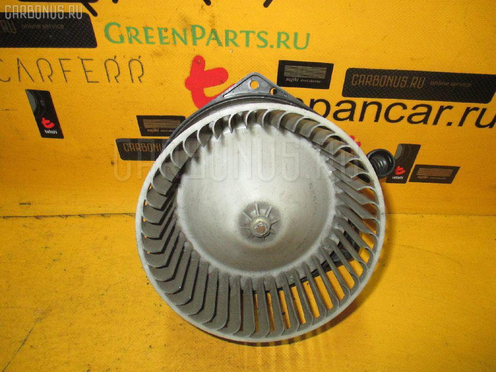 Мотор печки NISSAN BLUEBIRD U14. Фото 2