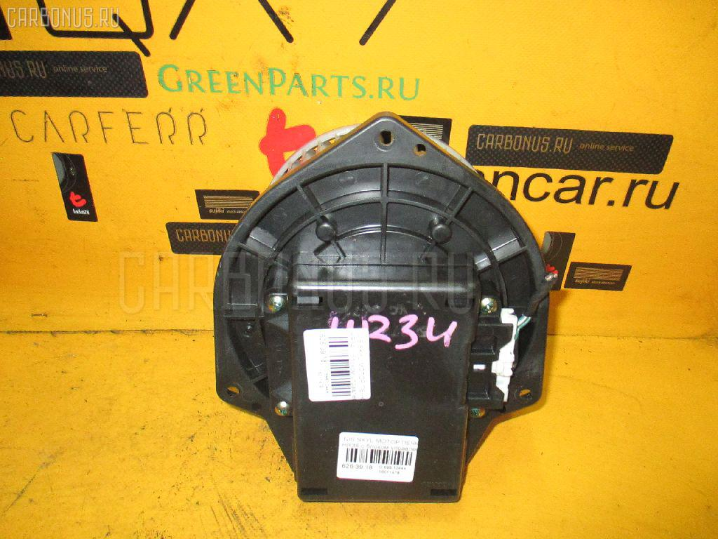 Мотор печки NISSAN SKYLINE HR34. Фото 5