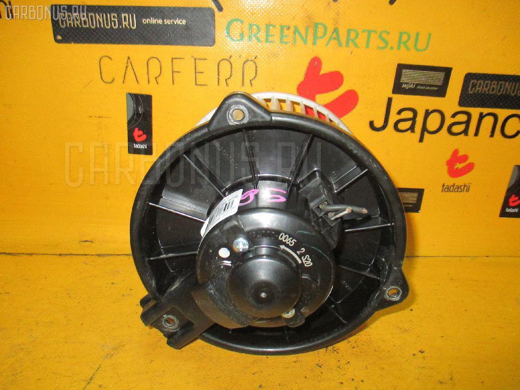 Мотор печки TOYOTA SPRINTER CARIB AE95G. Фото 3