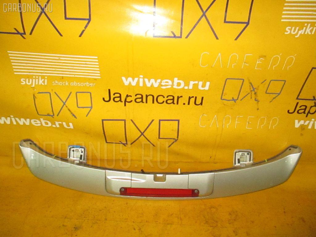Спойлер Toyota Ist NCP60 Фото 1