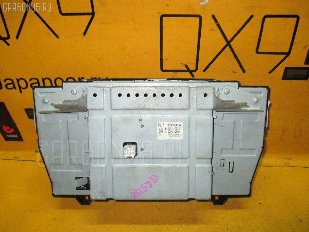 Блок управления климатконтроля TOYOTA CROWN GRS180 Фото 2