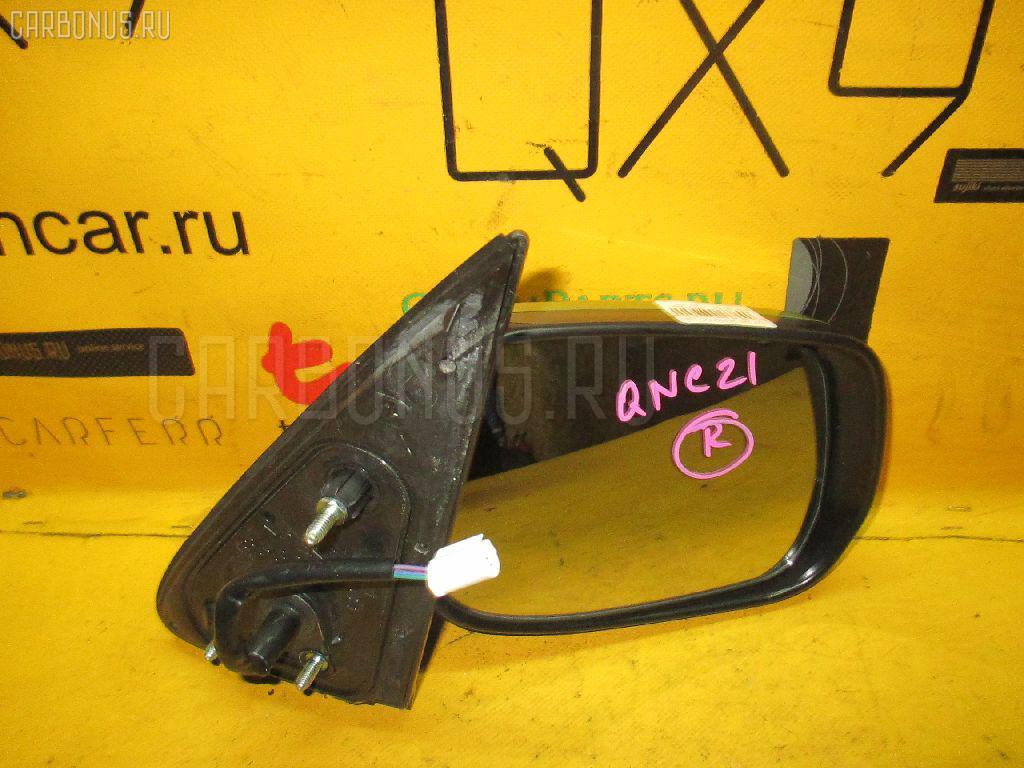 Зеркало двери боковой TOYOTA BB QNC21 Фото 1