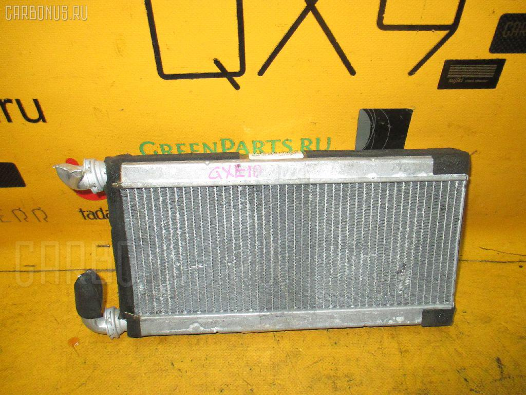 Радиатор печки TOYOTA ALTEZZA GXE10 1G-FE. Фото 3