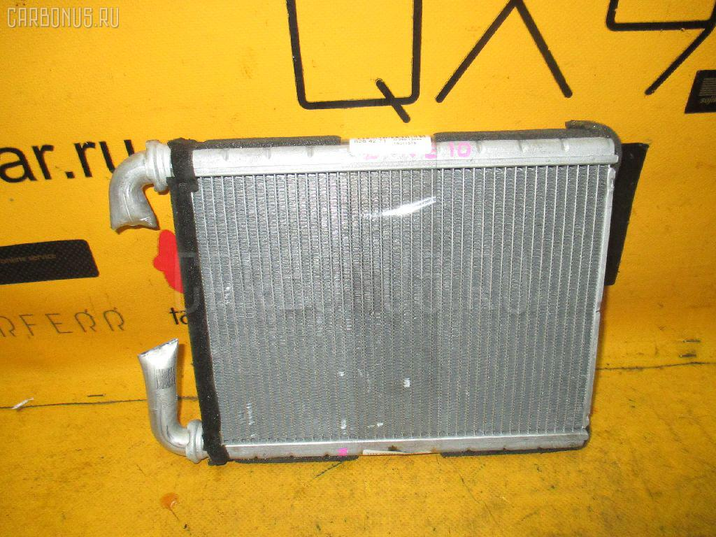 Радиатор печки TOYOTA CALDINA AZT241W 1AZ-FSE. Фото 10