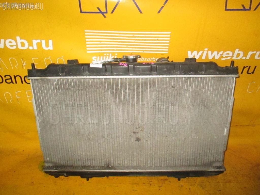 Радиатор ДВС NISSAN BLUEBIRD SYLPHY TG10 QR20DD. Фото 11