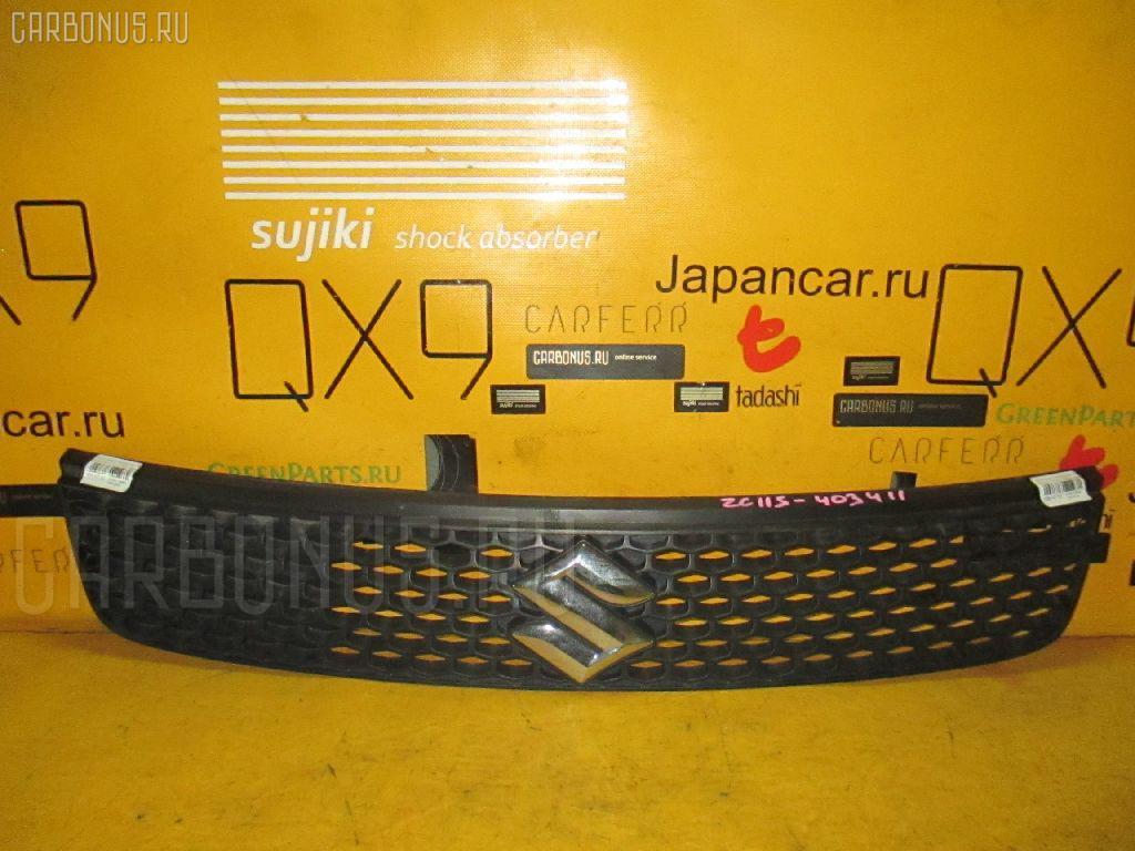 Решетка радиатора SUZUKI SWIFT ZC11S. Фото 3