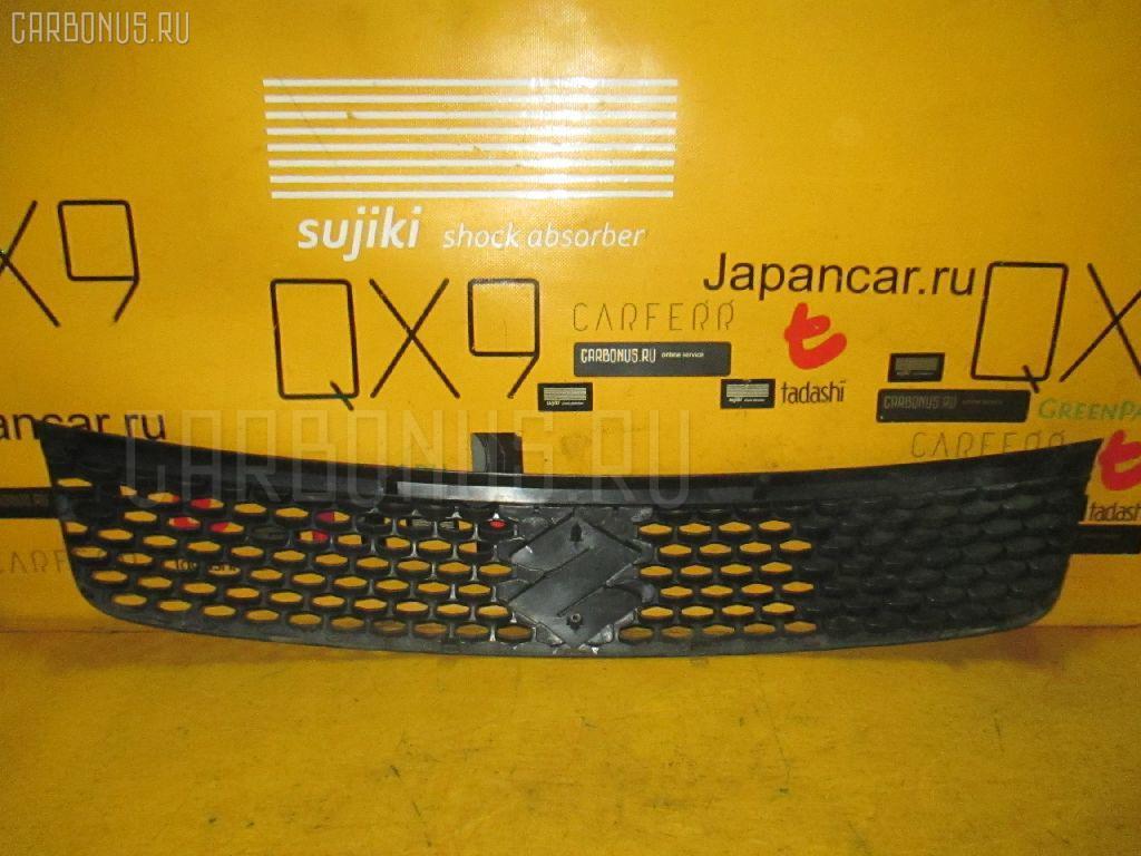 Решетка радиатора SUZUKI SWIFT ZC11S. Фото 6