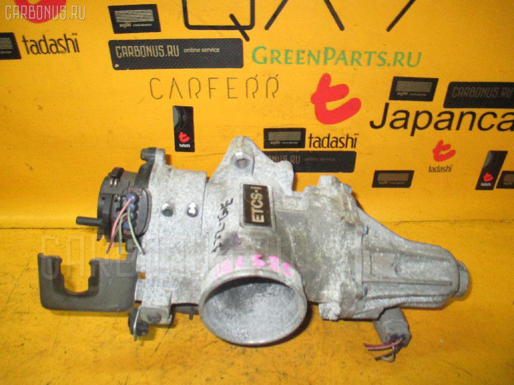 Дроссельная заслонка Toyota Crown JZS171 1JZ-GE Фото 1