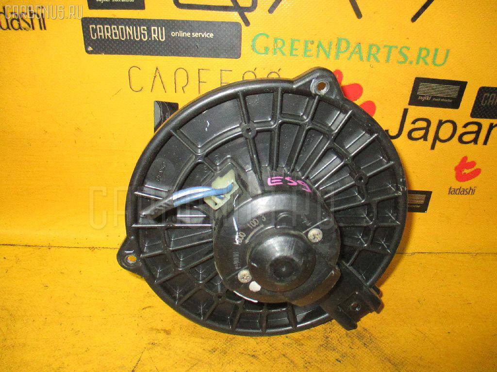 Мотор печки HONDA CIVIC HYBRID ES9. Фото 4