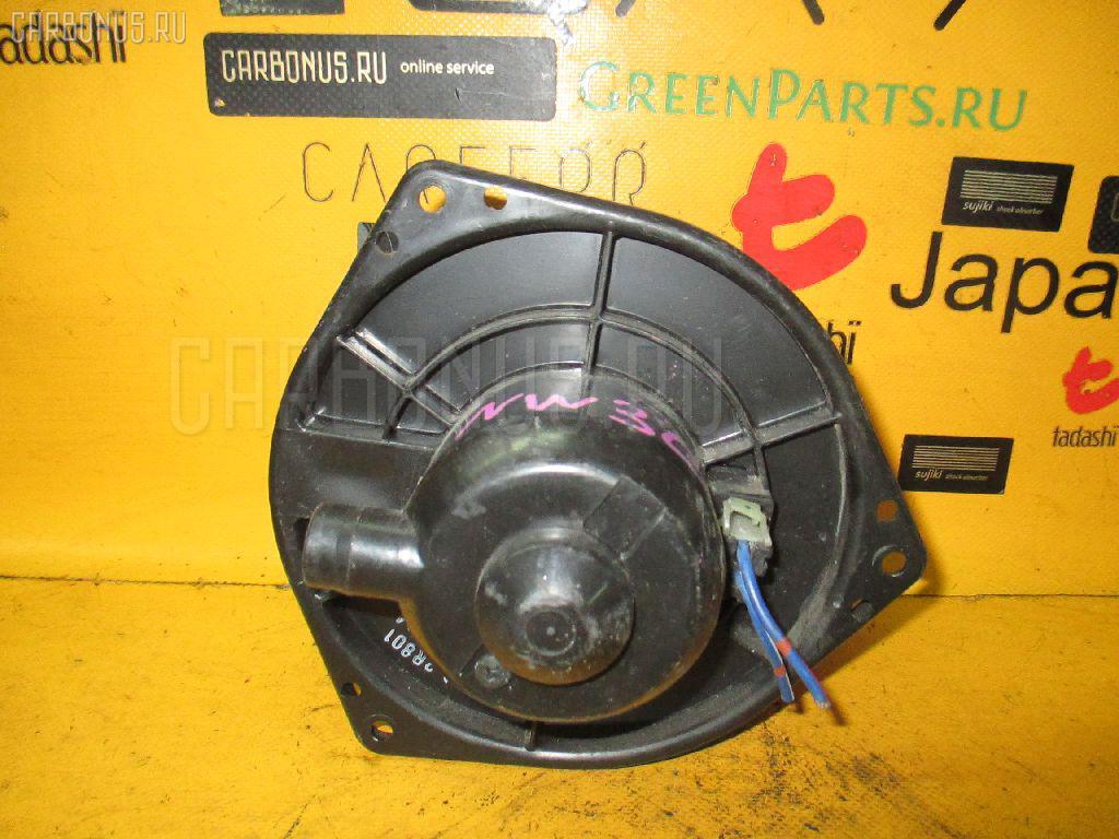 Мотор печки NISSAN LARGO NW30. Фото 1