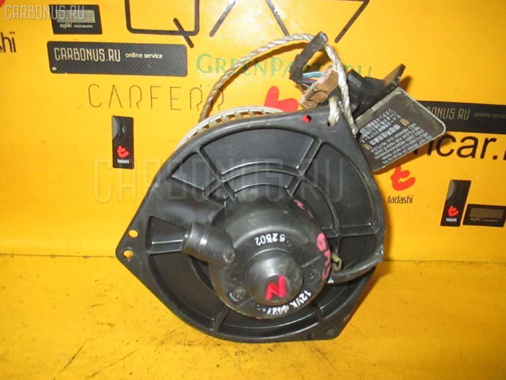 Мотор печки NISSAN BLUEBIRD EU13. Фото 5