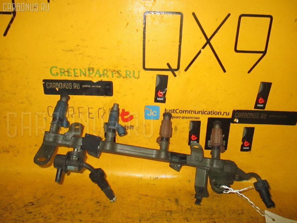 Рейка топливная MAZDA PREMACY CP8W FP-DE. Фото 1