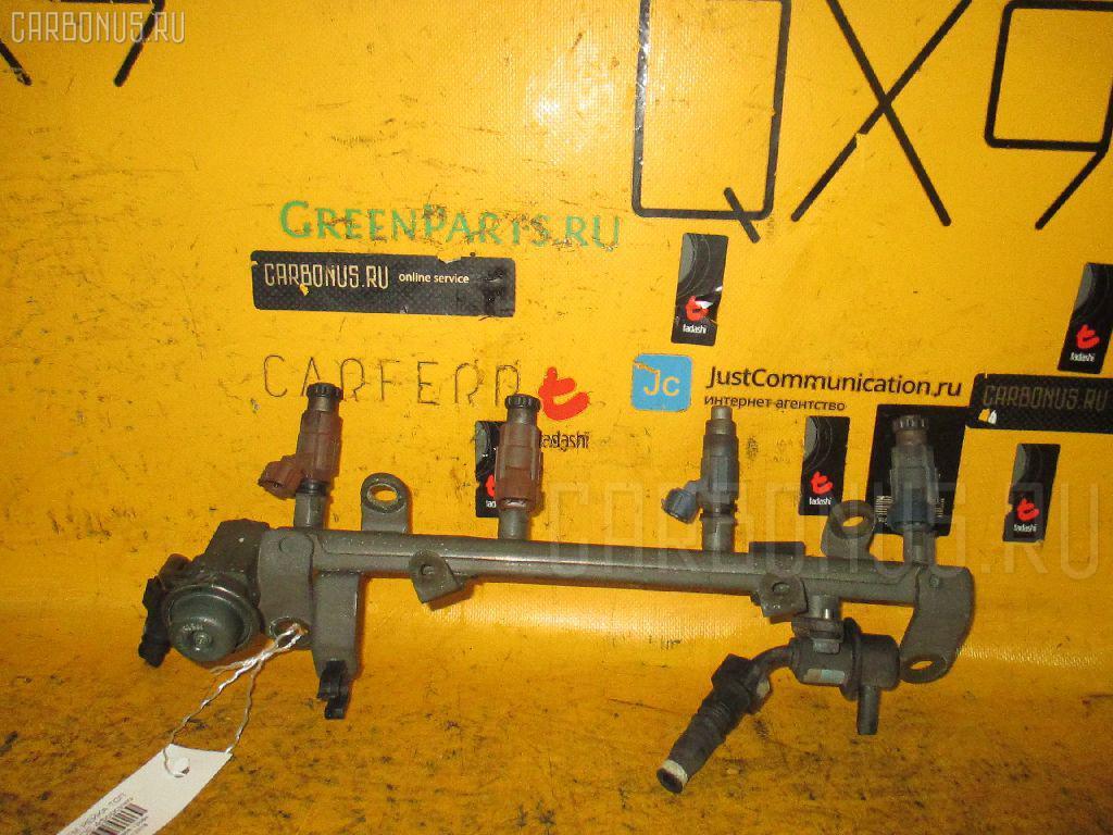 Рейка топливная MAZDA PREMACY CP8W FP-DE. Фото 2