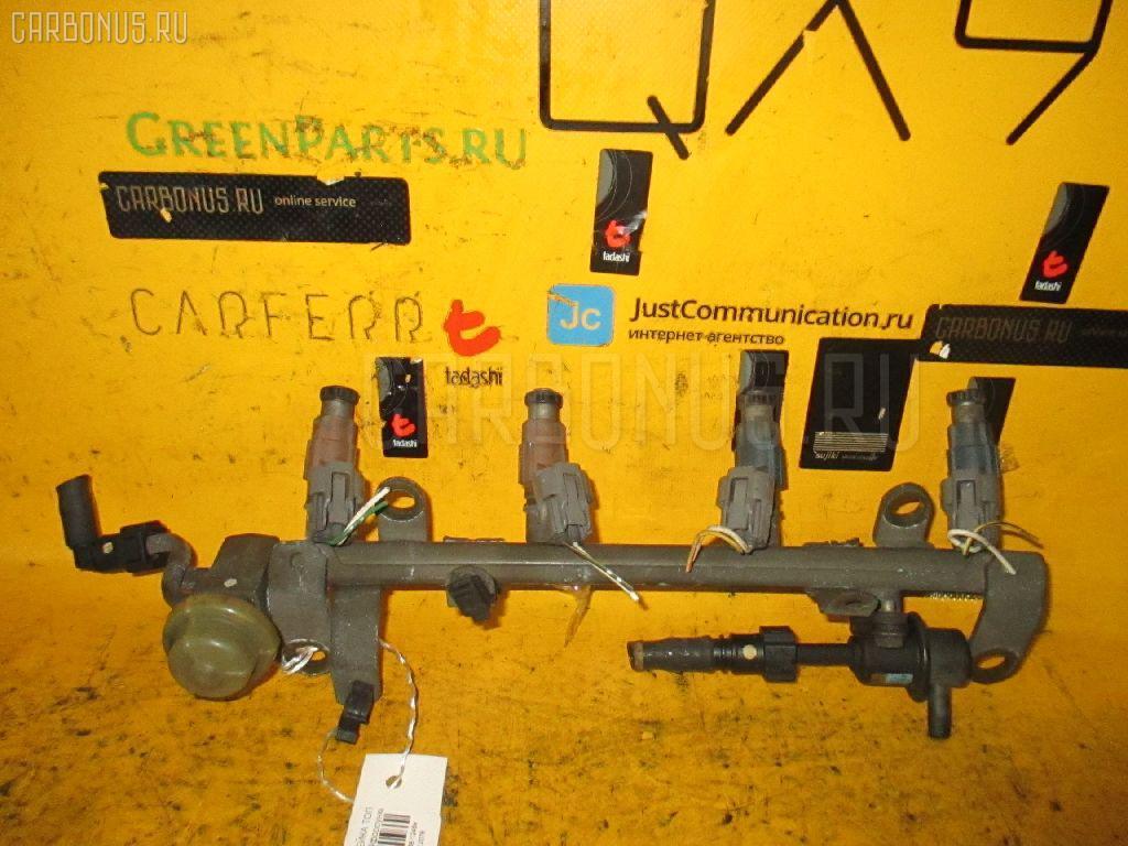 Рейка топливная MAZDA PREMACY CP8W FP-DE. Фото 3