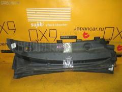 Решетка под лобовое стекло Toyota Ist NCP60 Фото 1