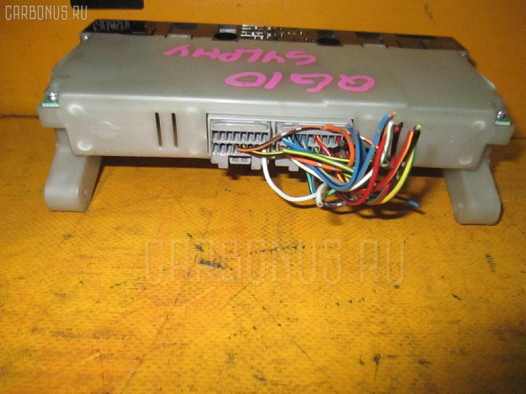 Блок управления климатконтроля NISSAN BLUEBIRD SYLPHY QG10 QG18DE. Фото 11