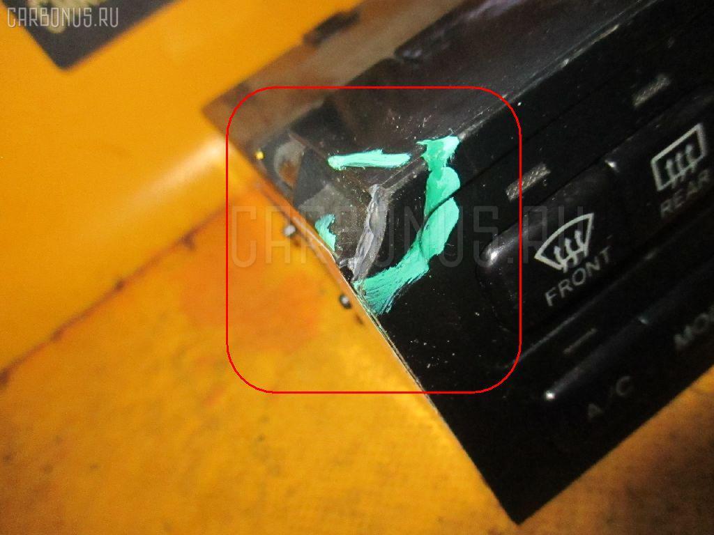Блок управления климатконтроля TOYOTA GAIA SXM10G 3S-FE Фото 1