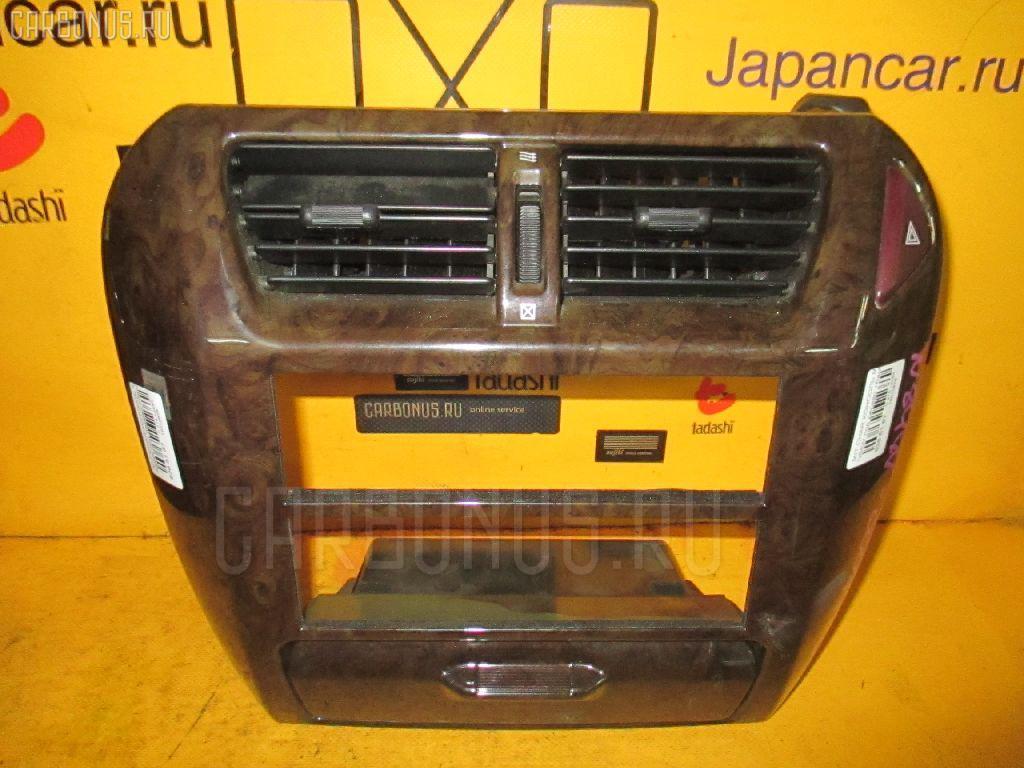 Консоль магнитофона MITSUBISHI CHARIOT GRANDIS N84W. Фото 6