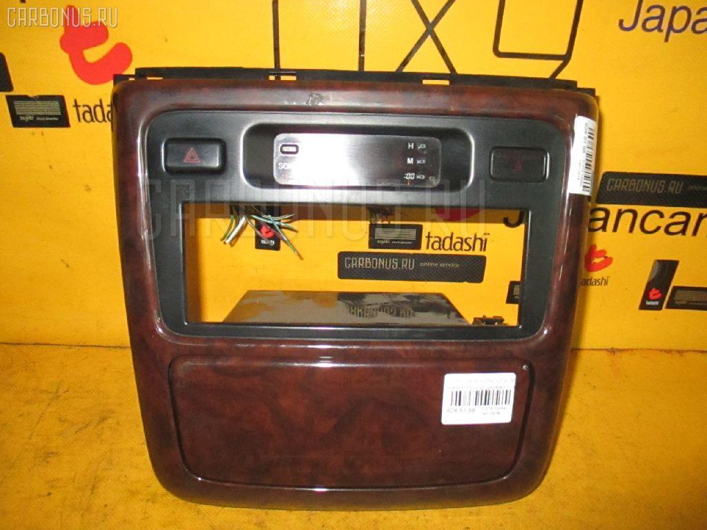 Консоль магнитофона TOYOTA GAIA SXM15G. Фото 6