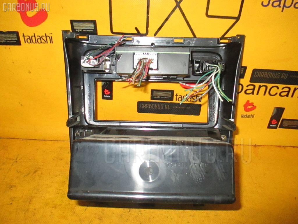 Консоль магнитофона TOYOTA GAIA SXM15G. Фото 7