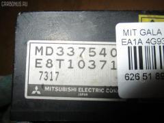 Блок управления инжекторами Mitsubishi Galant EA1A 4G93 Фото 2