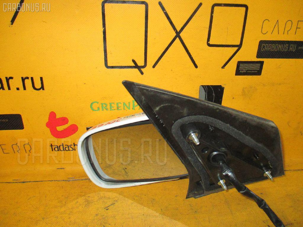 Зеркало двери боковой Daihatsu Yrv M201G Фото 1