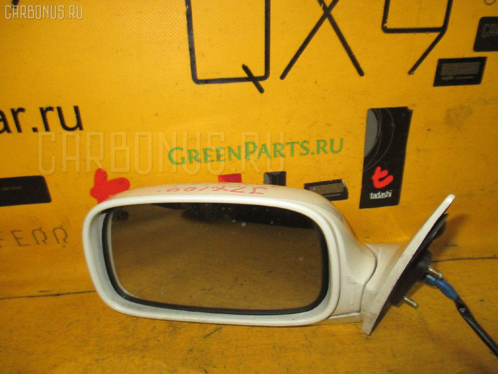 Зеркало двери боковой TOYOTA CRESTA JZX100. Фото 5