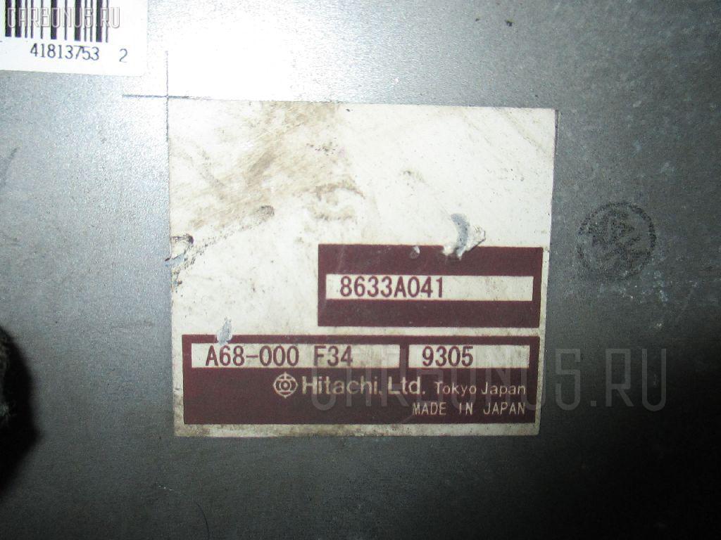 Блок управления электроусилителем руля MITSUBISHI COLT Z25A 4G19. Фото 2