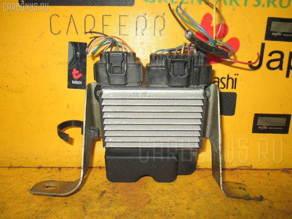 Блок управления инжекторами TOYOTA OPA ACT10 1AZ-FSE. Фото 5