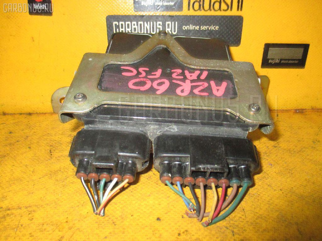 Блок управления инжекторами TOYOTA OPA ACT10 1AZ-FSE. Фото 6