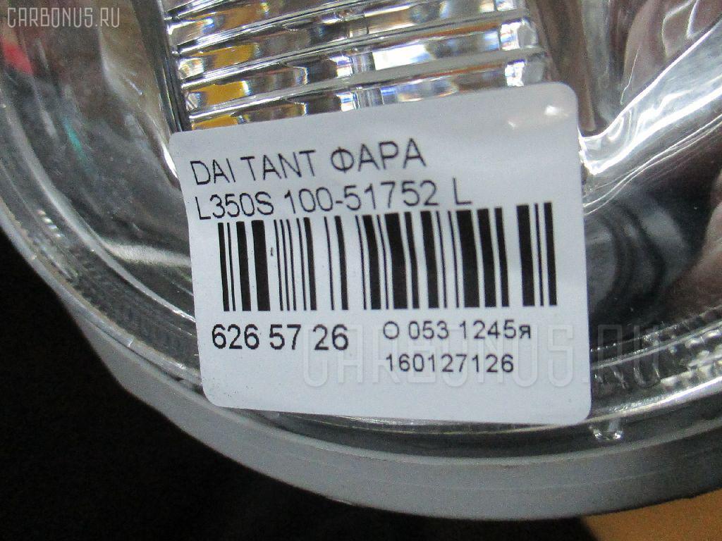 Фара DAIHATSU TANTO L350S Фото 3