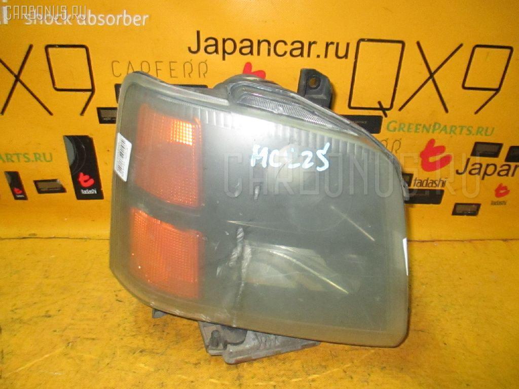 Фара SUZUKI WAGON R MC22S Фото 3