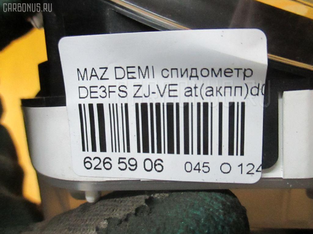 Спидометр MAZDA DEMIO DE3FS ZJ-VE Фото 3