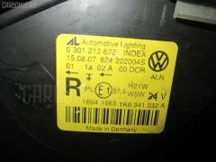 Фара Volkswagen Golf v 1KBLG Фото 1