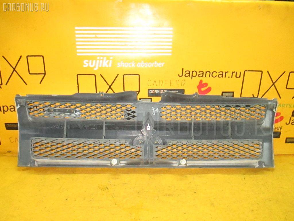 Решетка радиатора MITSUBISHI PAJERO IO H66W Фото 2