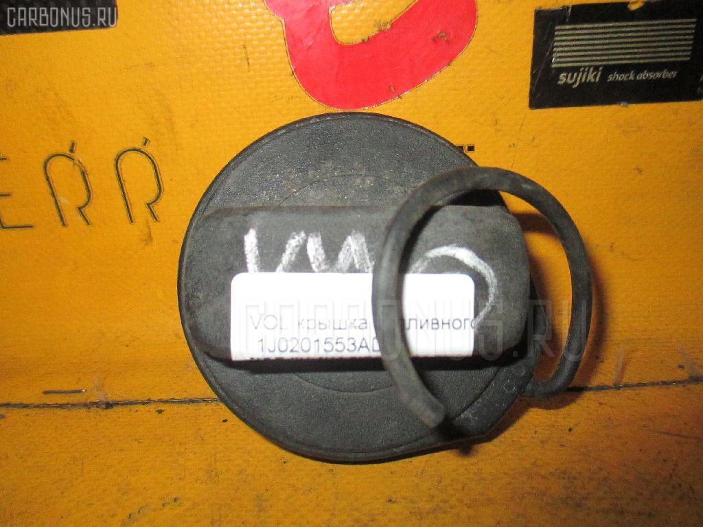 Крышка топливного бака VOLKSWAGEN GOLF V 1KBLG Фото 1