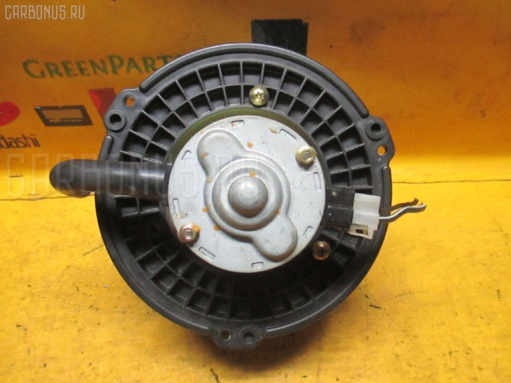 Мотор печки MITSUBISHI PAJERO IO H66W. Фото 7
