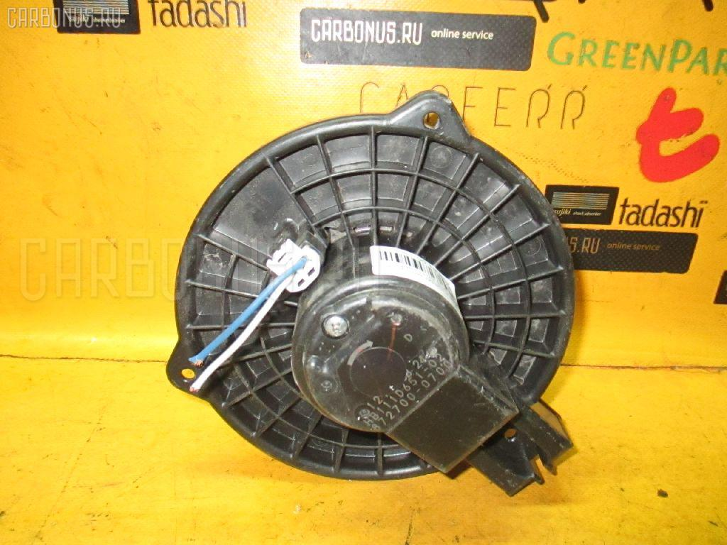 Мотор печки MAZDA DEMIO DE3FS. Фото 1