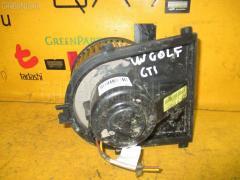 Мотор печки VOLKSWAGEN GOLF IV 1JAGU Фото 3