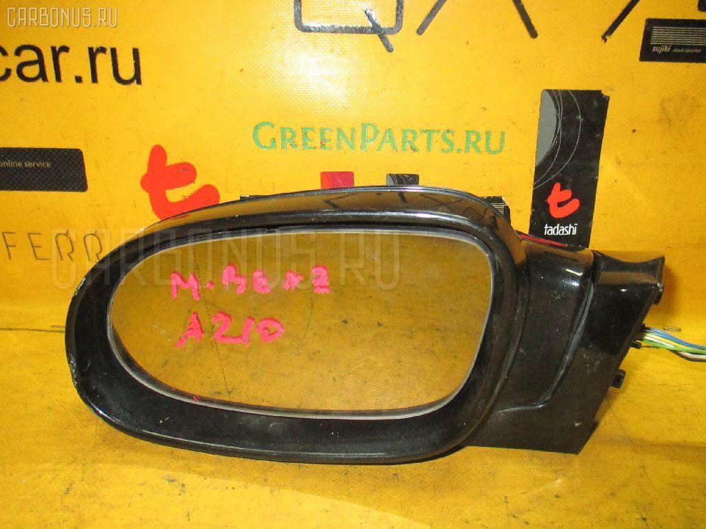 Зеркало двери боковой MERCEDES-BENZ A-CLASS W168.135 Фото 1