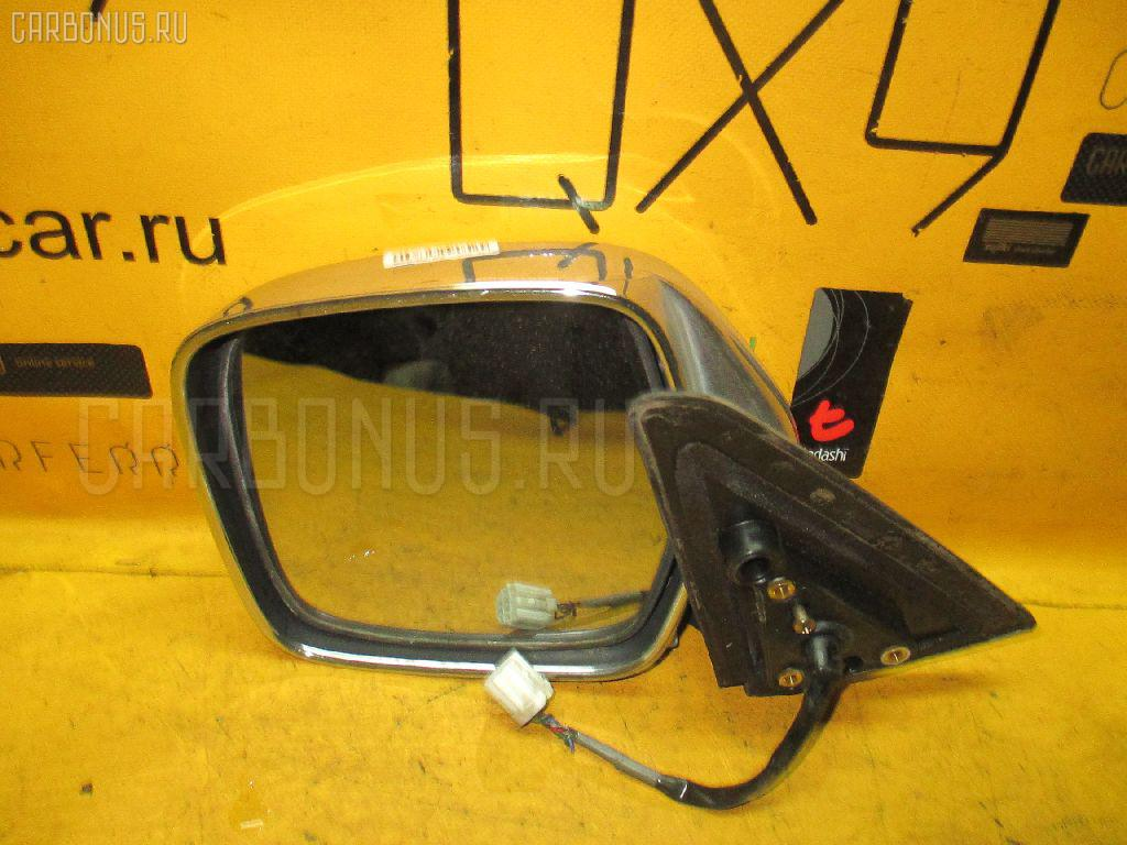 Зеркало двери боковой Toyota Land cruiser prado KZJ95W Фото 1