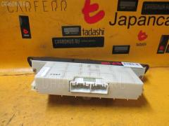Блок управления климатконтроля Toyota Mark ii blit JZX110W 1JZ-FSE Фото 2